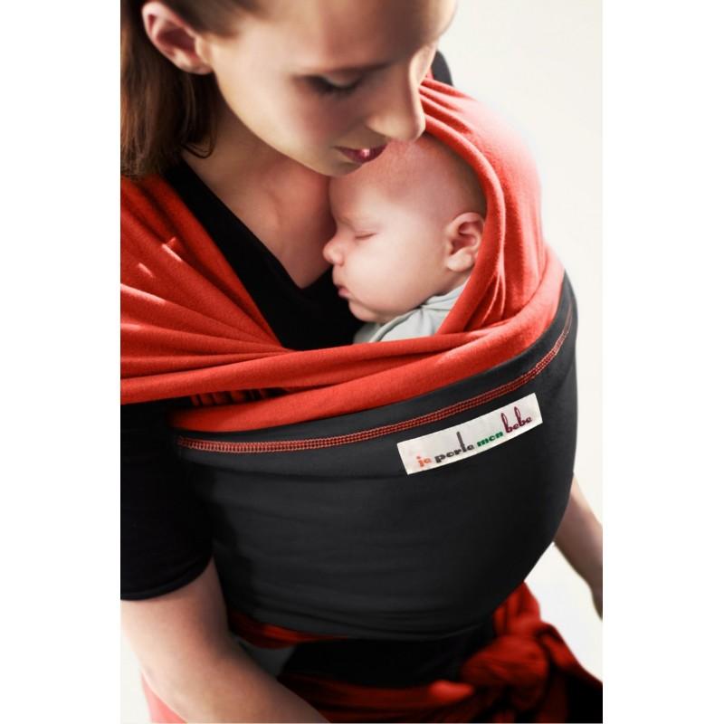 JPMBB Original,  Red Couture/Charcoal Grey