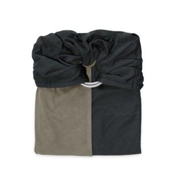 LOVE RADIUS sling, Anthracite/Olive