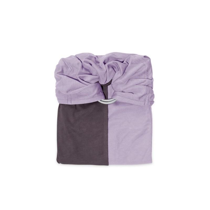 LOVE RADIUS sling, Lavande/Marron Glace