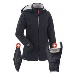 "Allweather Jacket for Babywearing ""Winter"" (MAMALILA)"