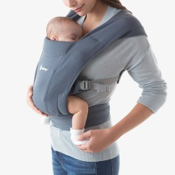 Ergobaby EMBRACE, Oxford Blue