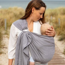 Amazonas Ring Sling, Grey